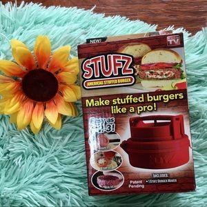 STUFZ burger tool